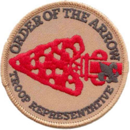 OA - Troop Representative