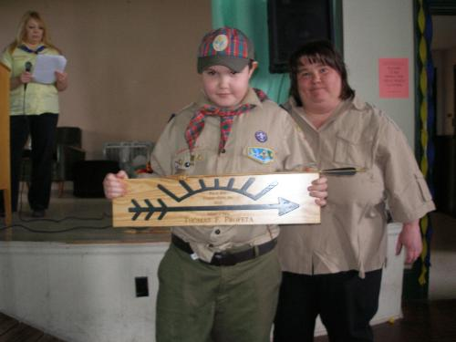 Cub Scout Pack 419 (Forest City, Pennsylvania) Homepage