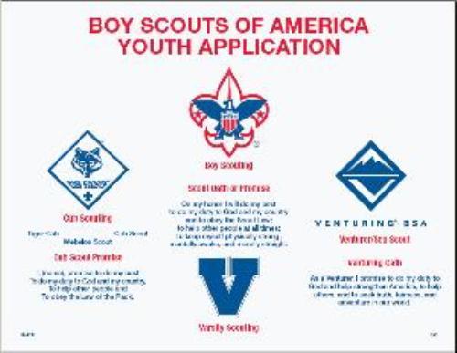 Boy Scout Tour Permit Form