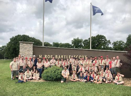 Troop 86, Olathe Kansas Marty Fahncke - Scoutmaster